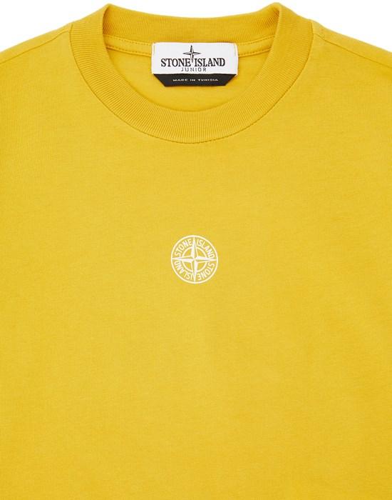 12593320qm - Polos - T-shirts STONE ISLAND JUNIOR