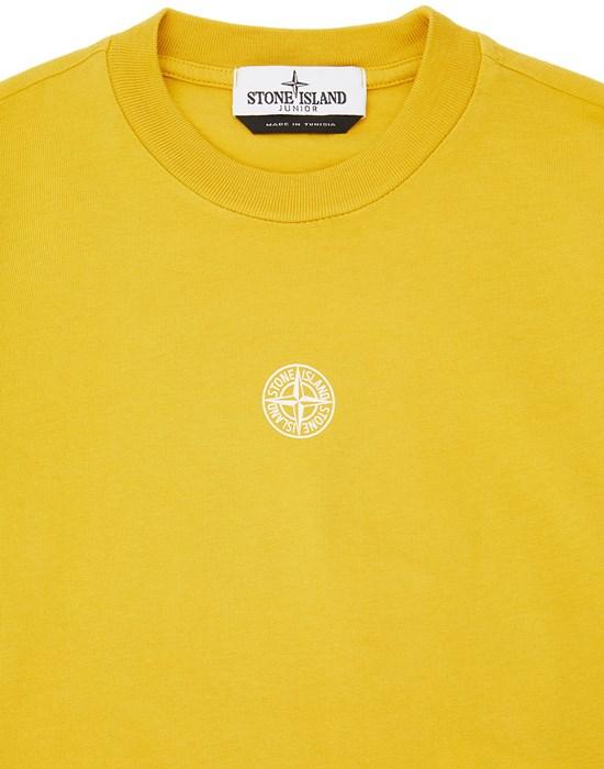 12593321ru - Polo - T-Shirts STONE ISLAND JUNIOR