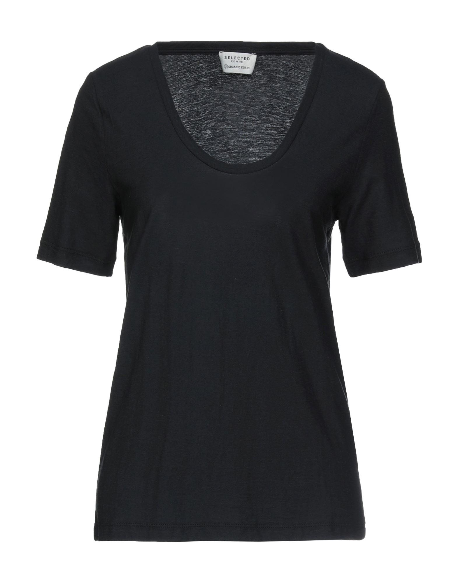SELECTED FEMME Футболка selected femme платье длиной 3 4