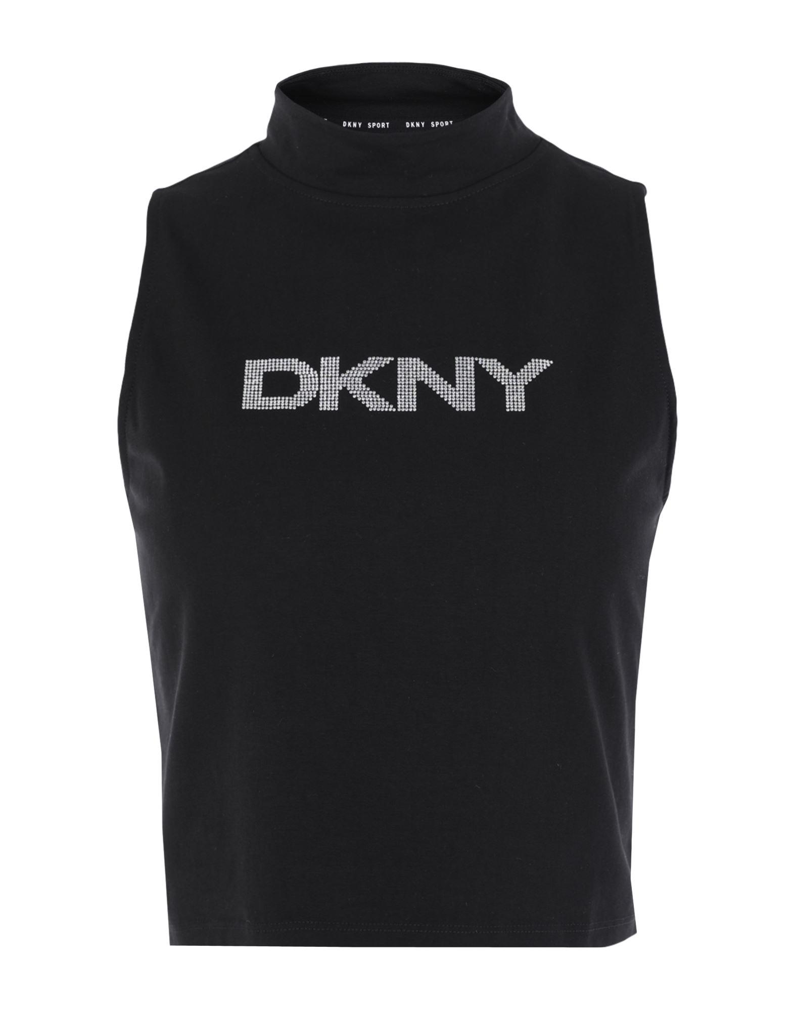 топ dkny топ DKNY Топ без рукавов
