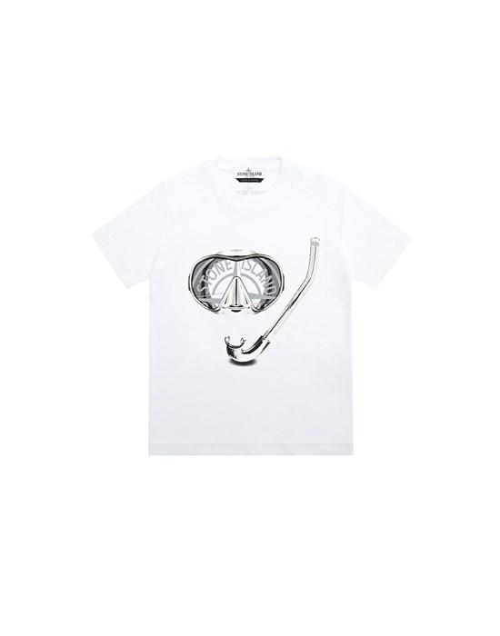 12618518ep - Polo - T-Shirts STONE ISLAND JUNIOR