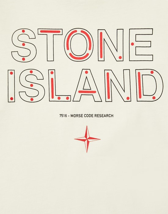 12622579ei - Polo - T-Shirts STONE ISLAND JUNIOR