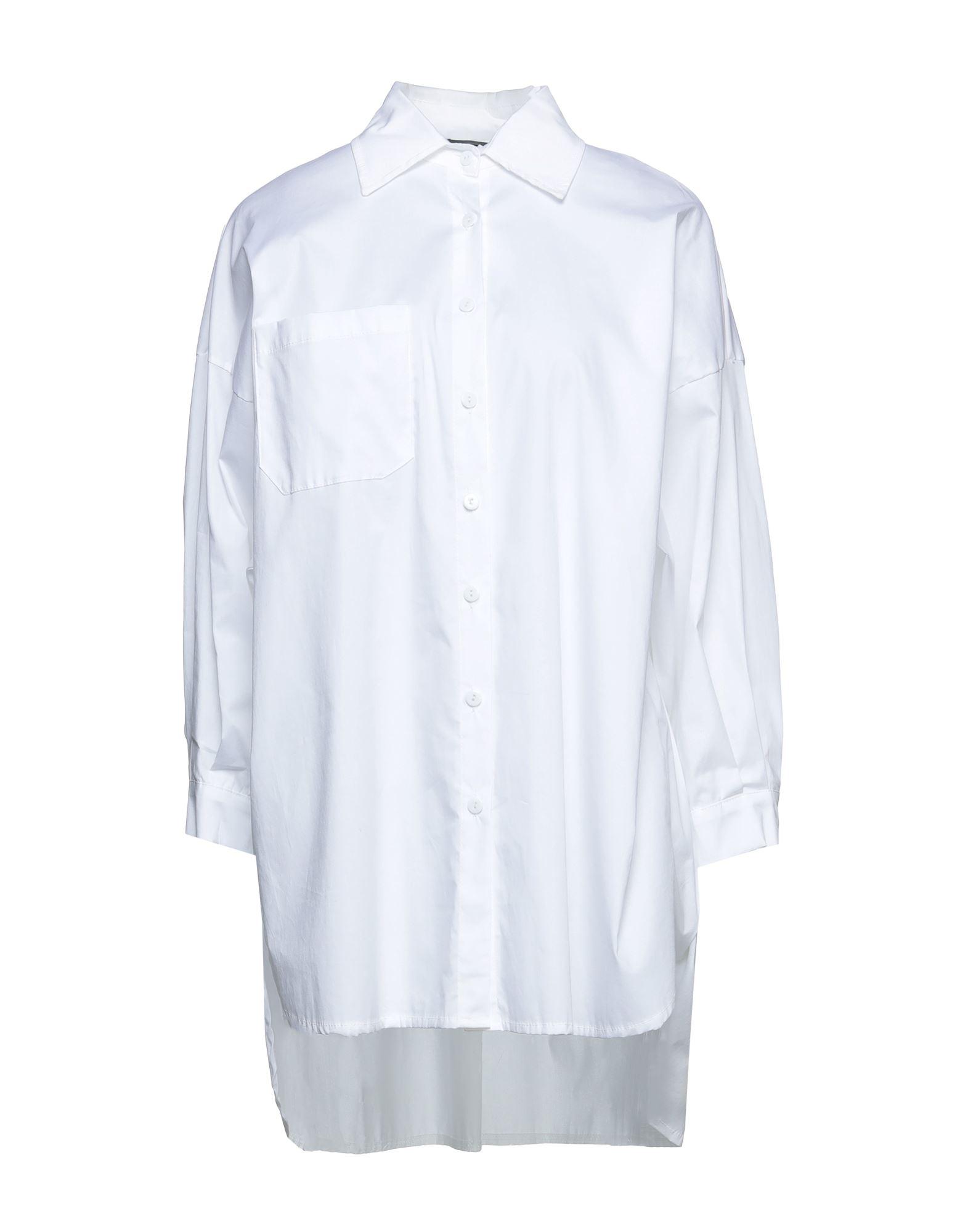 Фото - ANGELA MELE MILANO Pубашка white 5 milano pубашка