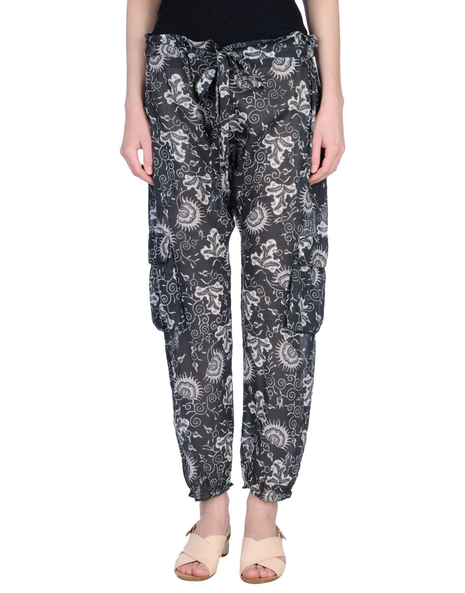 все цены на ULLA JOHNSON Повседневные брюки онлайн