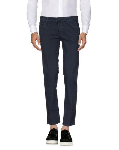 Фото - Повседневные брюки от EMPORIO CLOTHING темно-синего цвета