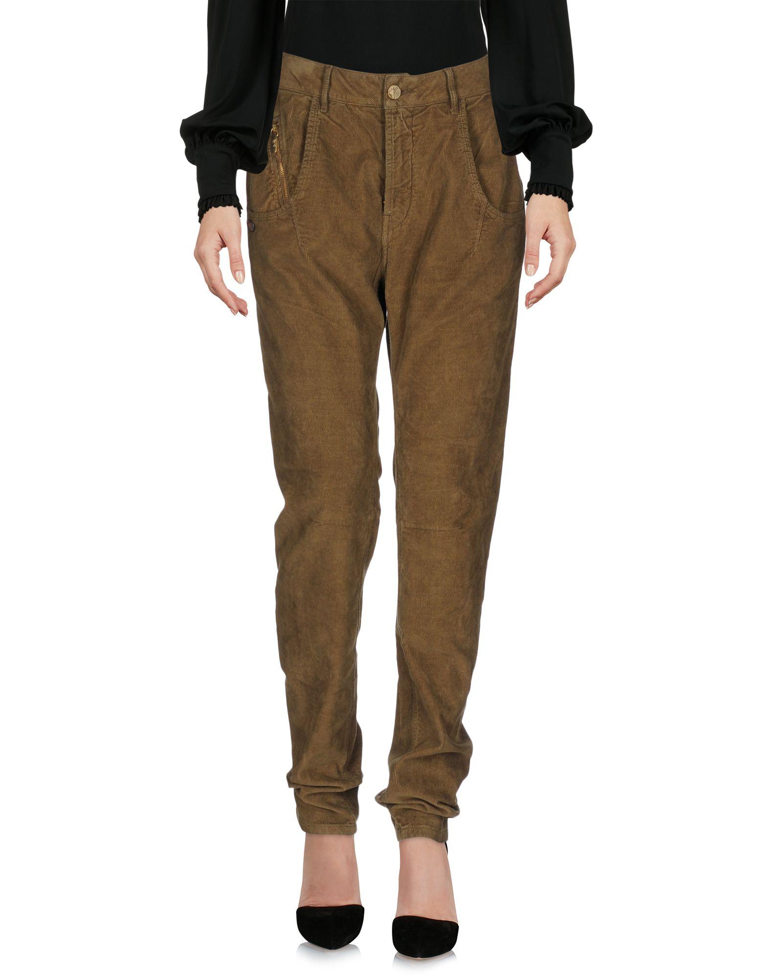 купить MANILA GRACE DENIM Повседневные брюки дешево