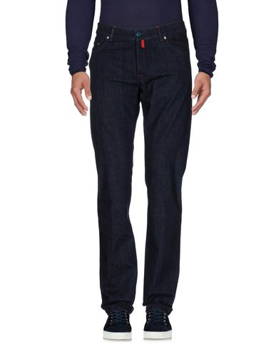 Джинсовые брюки KITON 13002168WL