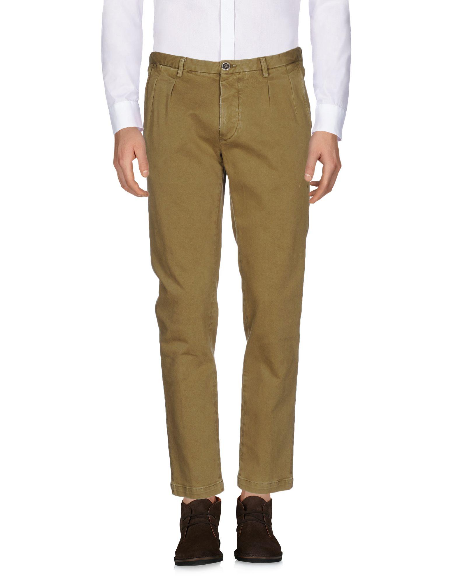 VINTAGE 55 Повседневные брюки цена 2017