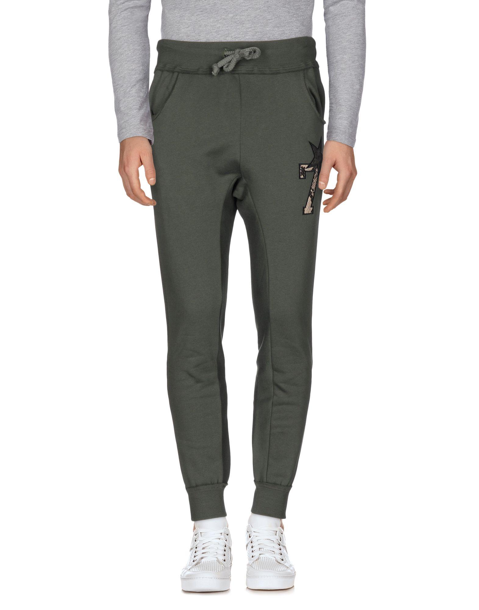 《送料無料》JOE RIVETTO メンズ パンツ グリーン S コットン 100%