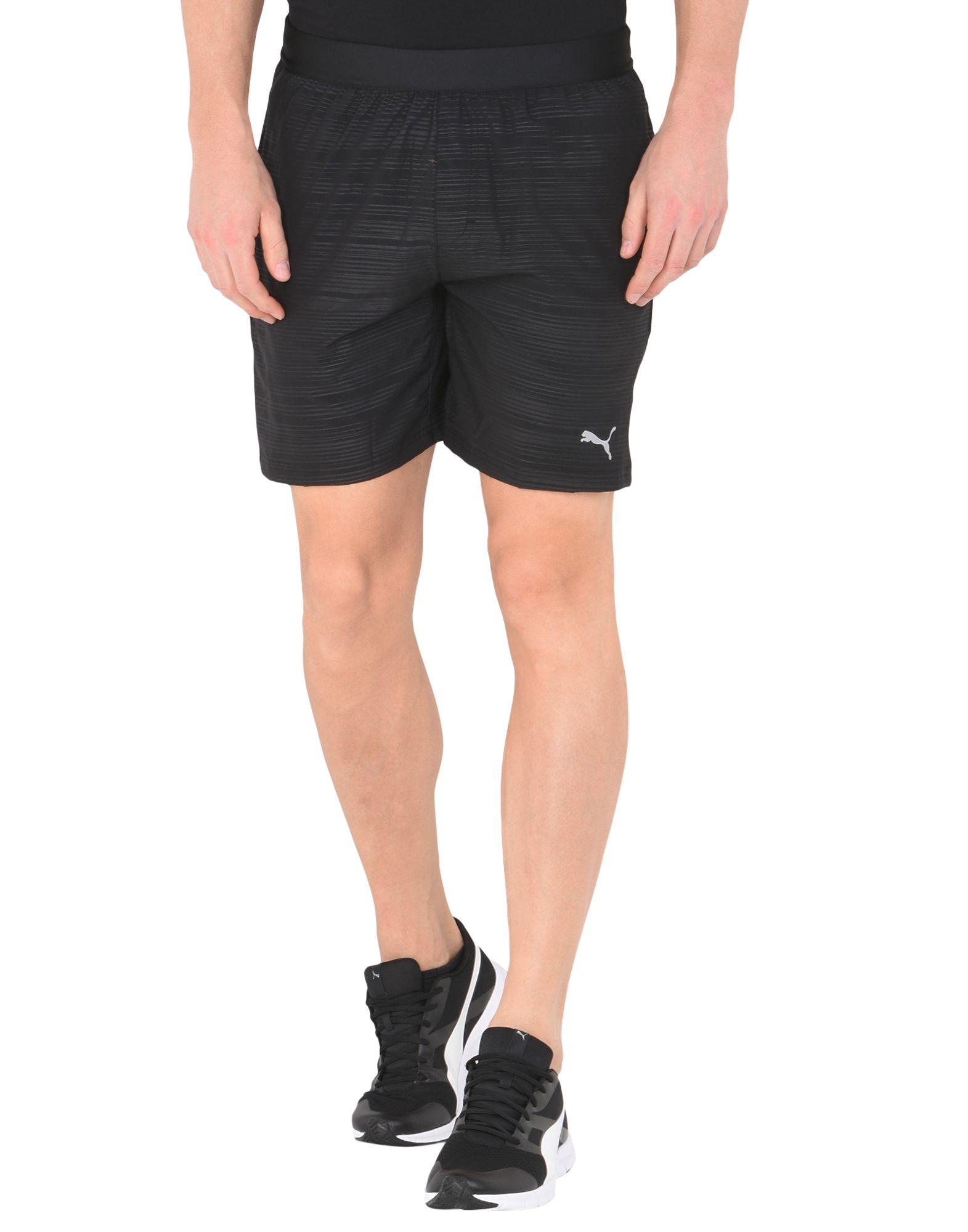 PUMA Повседневные шорты шорты спортивные puma puma pu053emiye01