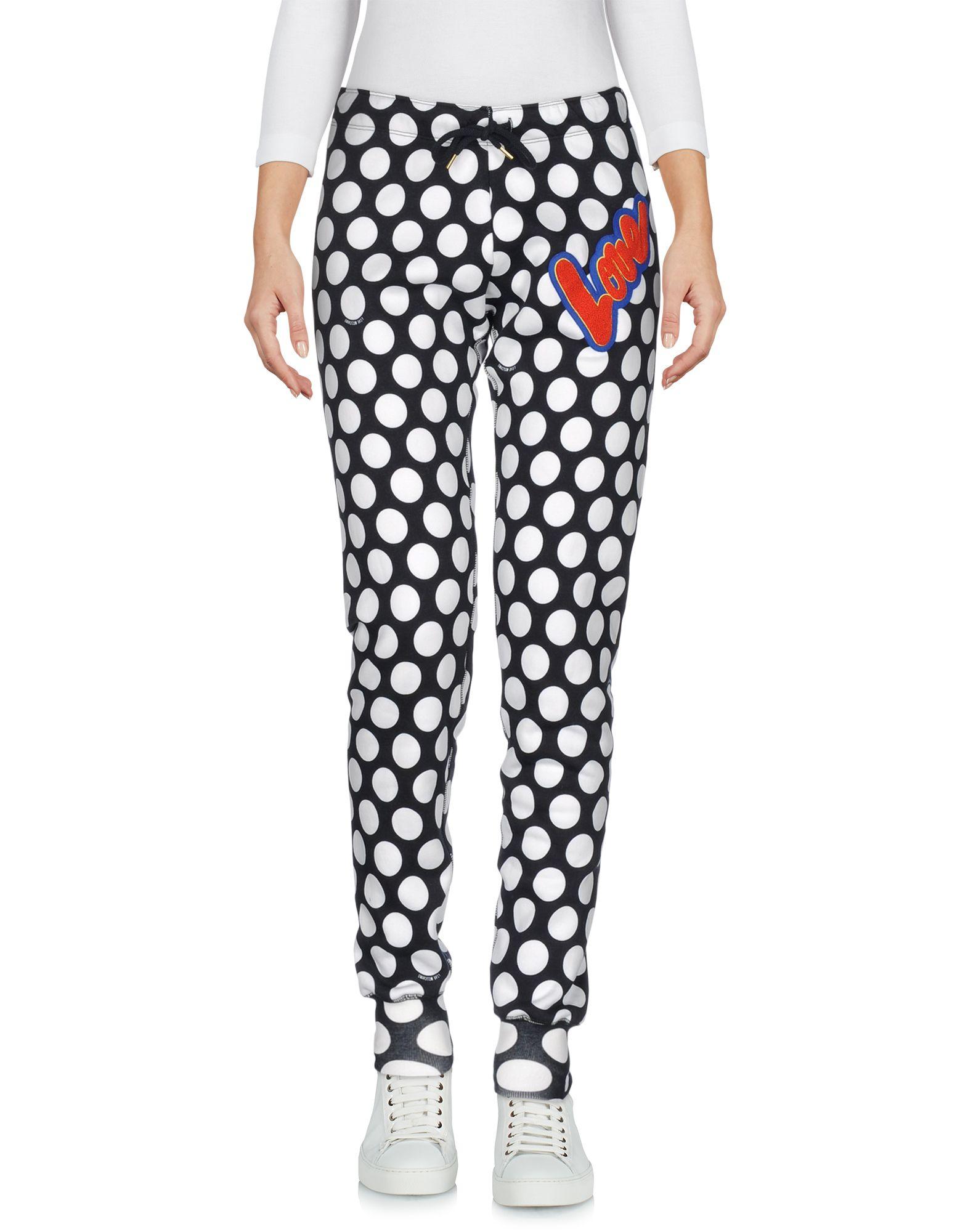 LOVE MOSCHINO Повседневные брюки цена 2017