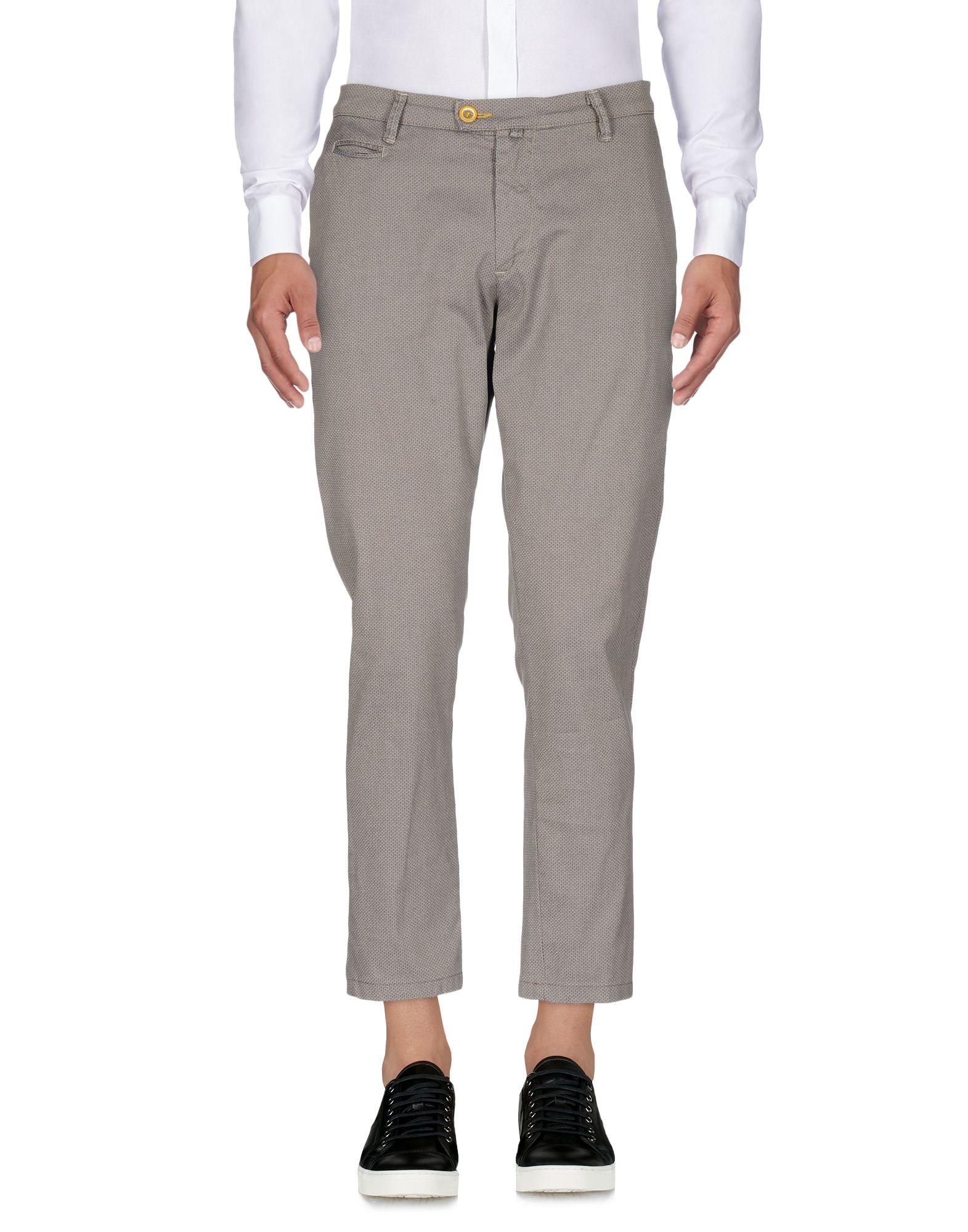 QUOTA OTTO Повседневные брюки брюки otto цвет коричневый хаки