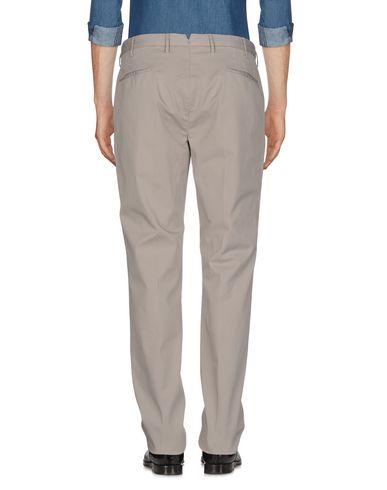 Фото 2 - Повседневные брюки от INCOTEX серого цвета
