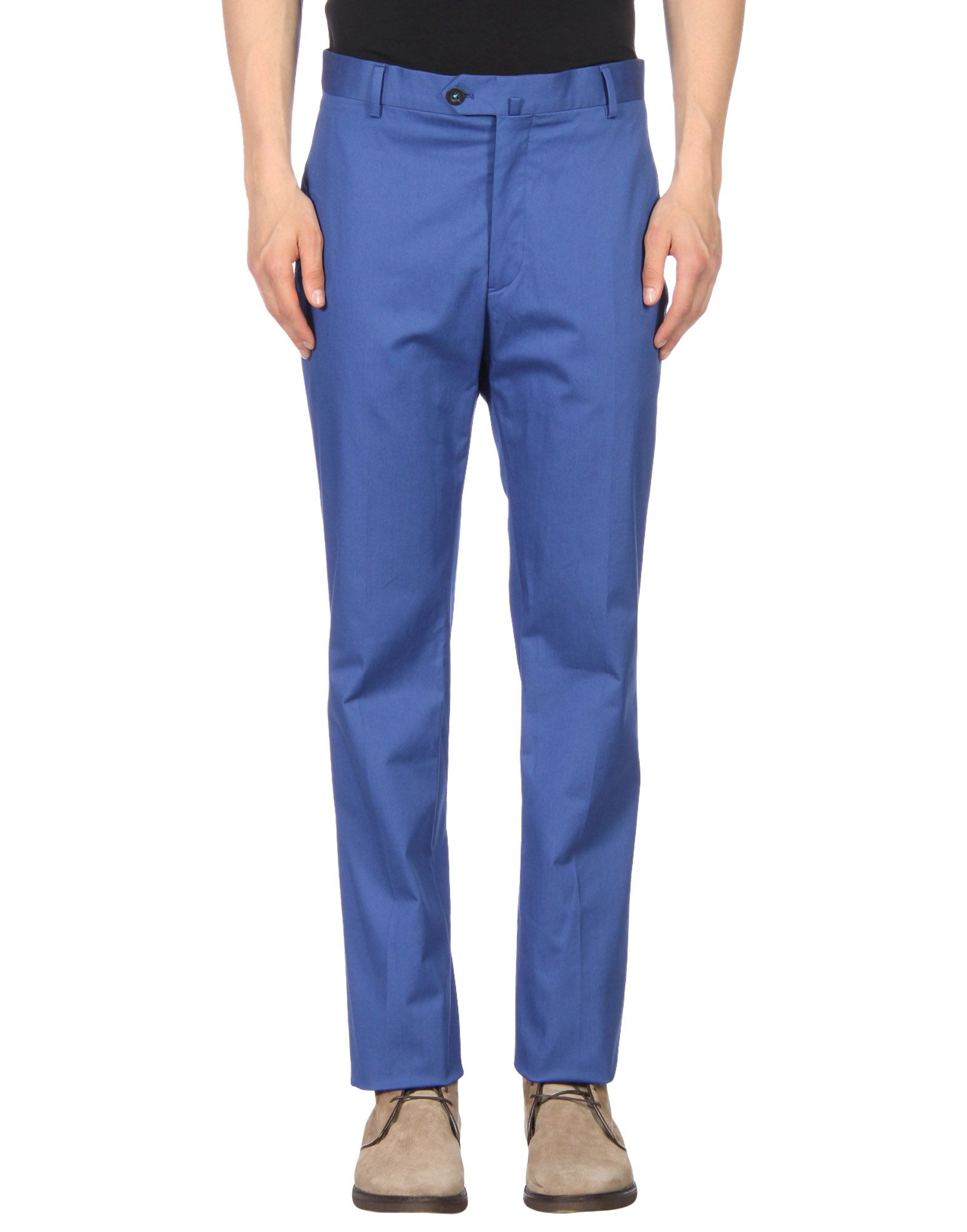 DUNHILL LINKS Casual Pants in Bright Blue