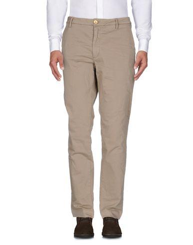 Купить Повседневные брюки от AGLINI бежевого цвета