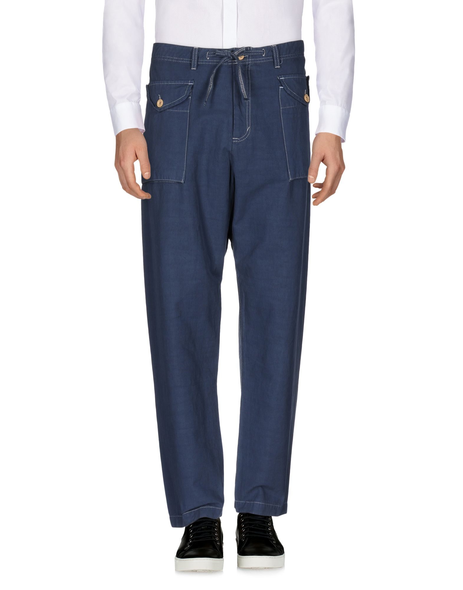 PANAMA ROUTE Повседневные брюки