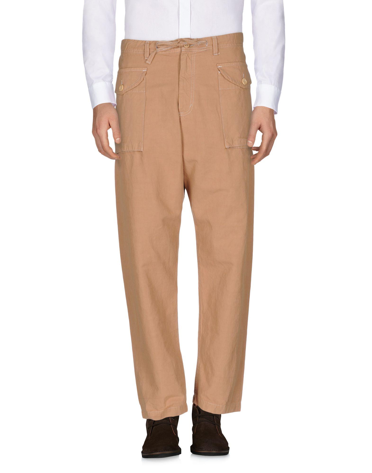 цена PANAMA ROUTE Повседневные брюки онлайн в 2017 году