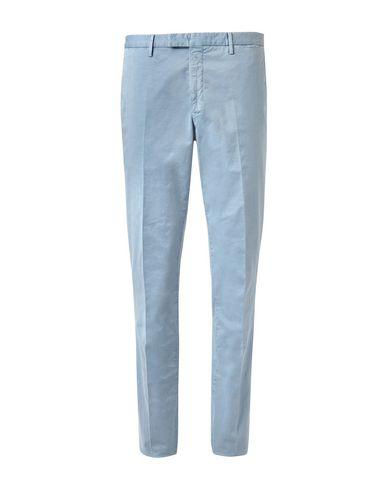 Фото - Повседневные брюки пастельно-синего цвета