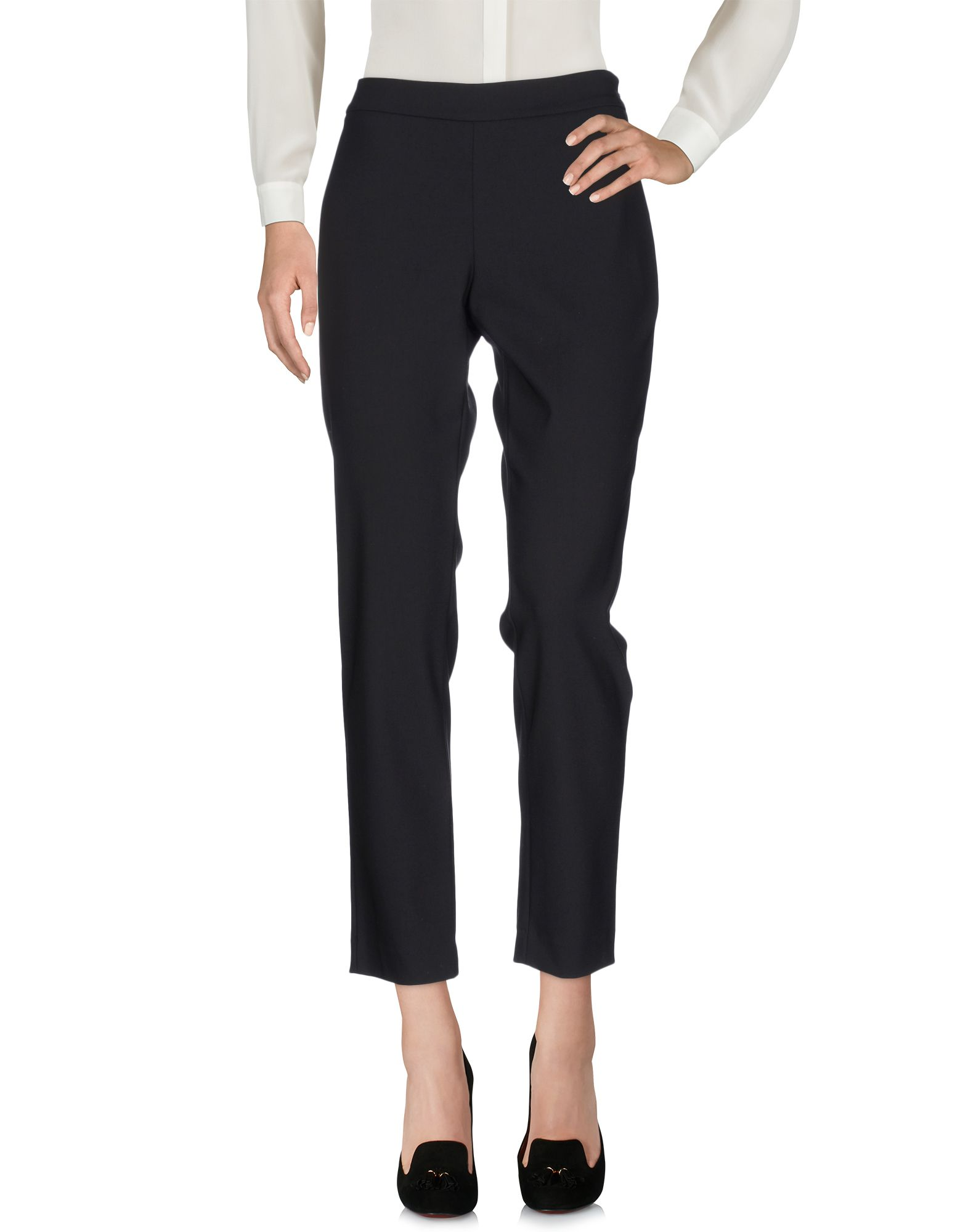 GALITZINE Casual Pants in Black