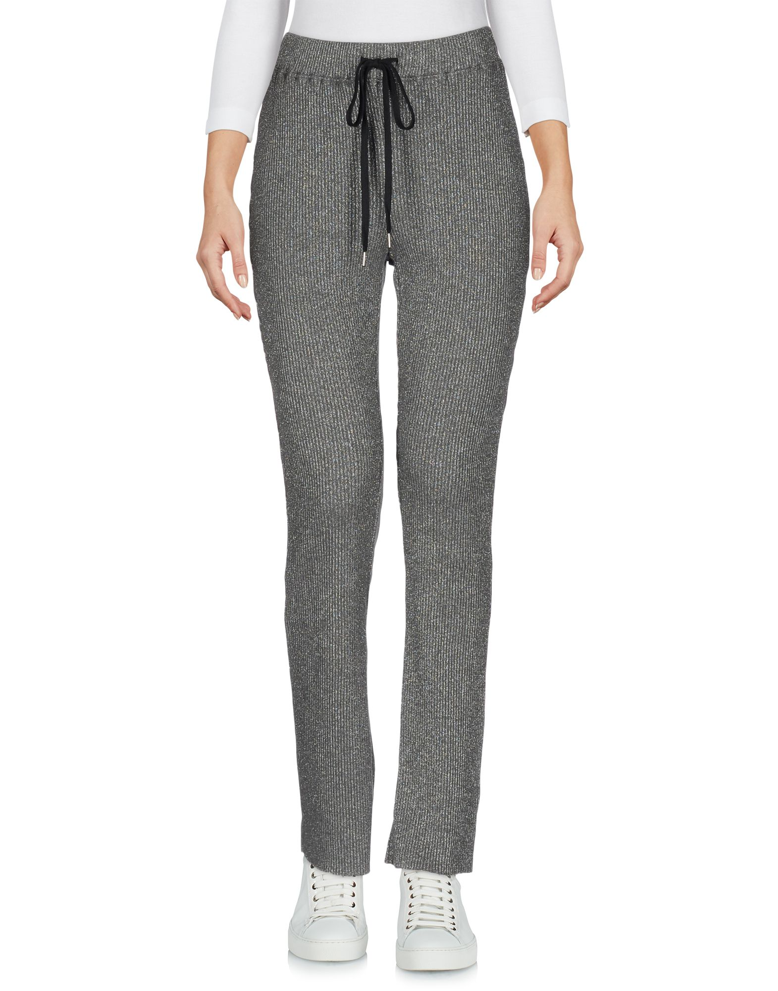 FLEAMADONNA Casual Pants in Grey