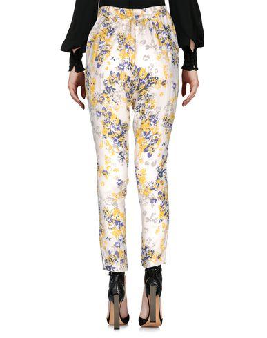 Фото 2 - Повседневные брюки от REBEL QUEEN by LIU •JO белого цвета