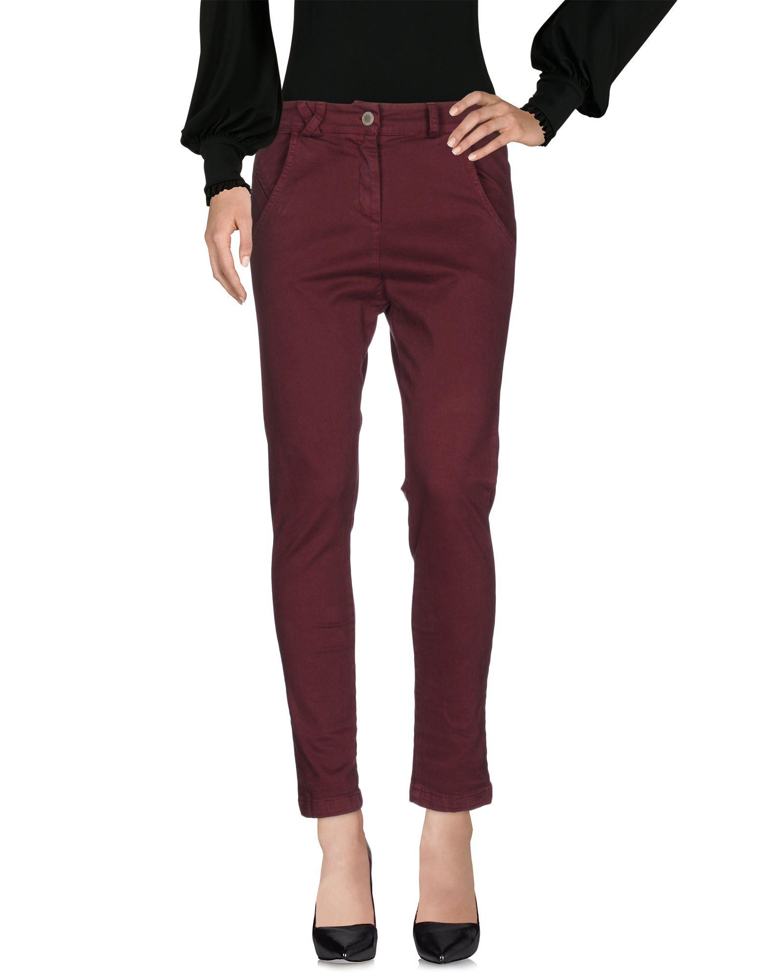 купить BOUTIQUE de la FEMME Повседневные брюки по цене 3000 рублей