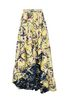 PHILOSOPHY di LORENZO SERAFINI HIBISCUS JUNGLE SKIRT GONNA D f