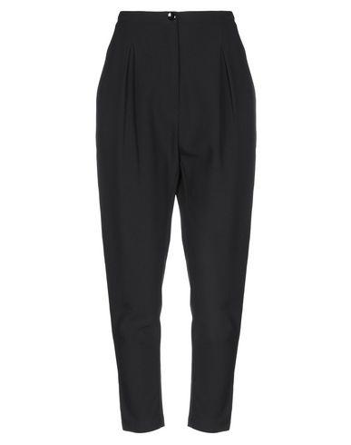 Фото - Повседневные брюки от BERNA черного цвета