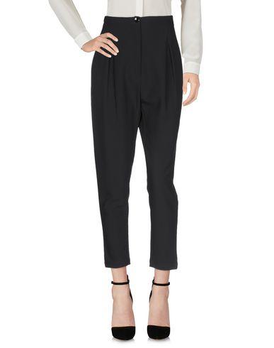 Фото 2 - Повседневные брюки от BERNA черного цвета