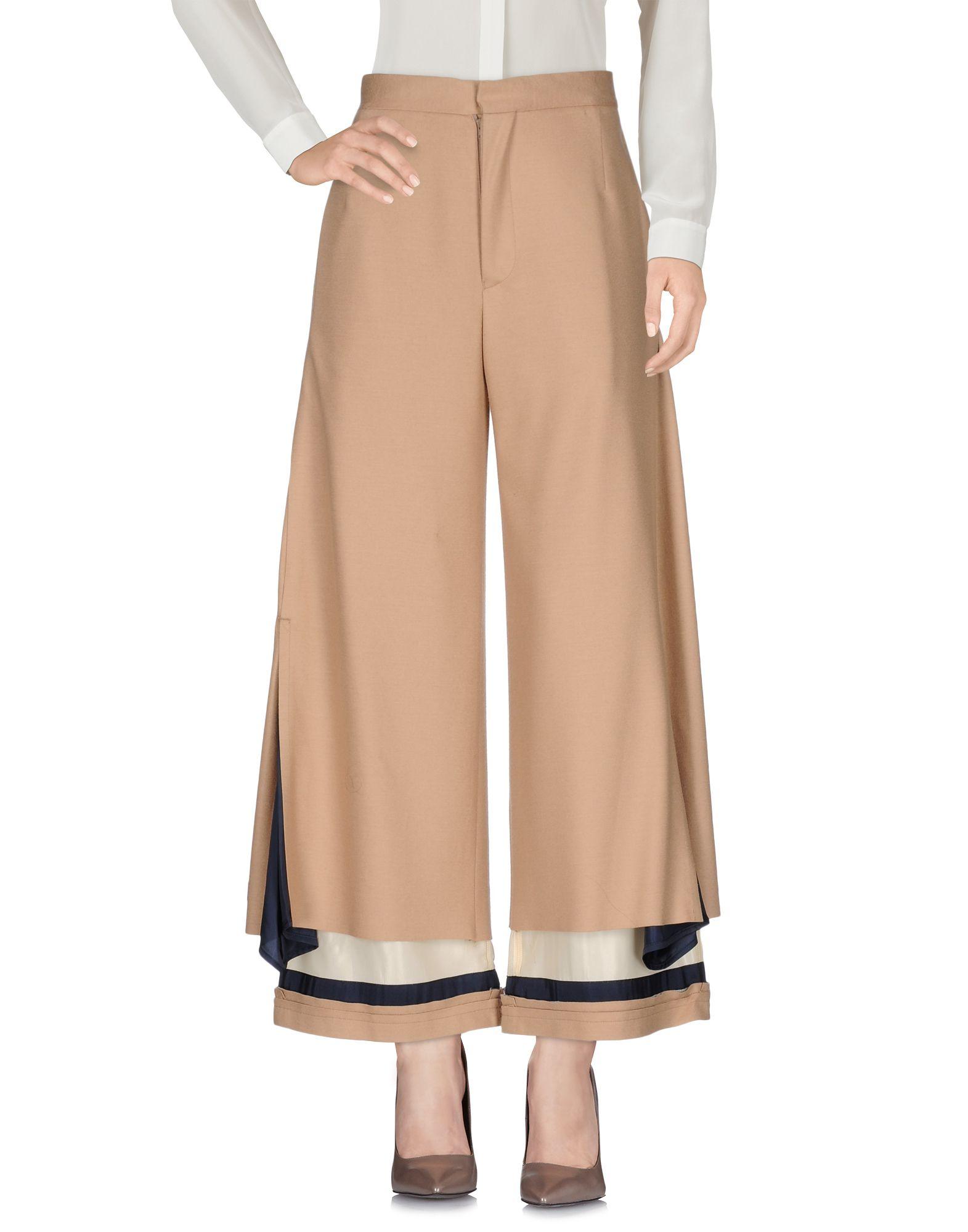UNDERCOVER JUN TAKAHASHI Повседневные брюки цены онлайн