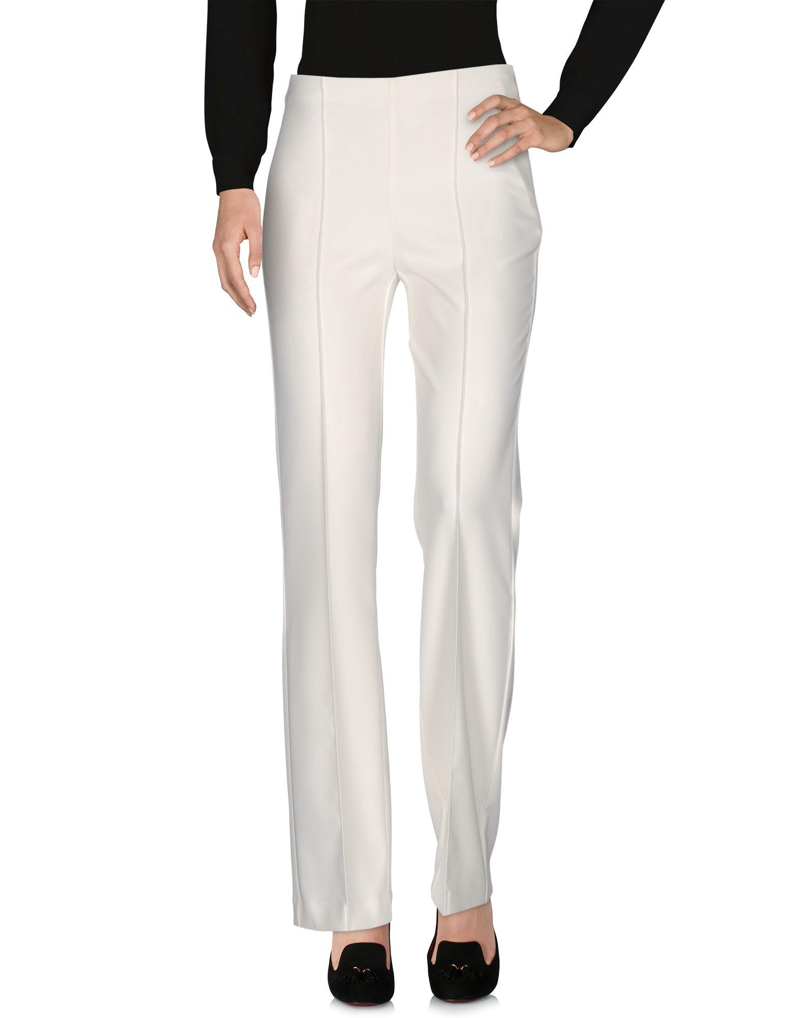 SEM PER LEI Повседневные брюки футболка sem per lei klingel цвет белый бежевый