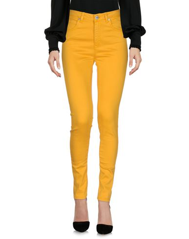 Фото - Повседневные брюки от REBEL QUEEN by LIU •JO цвет охра