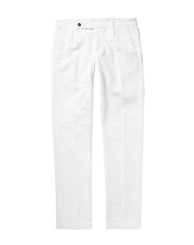 Фото - Повседневные брюки от MASSIMO ALBA белого цвета