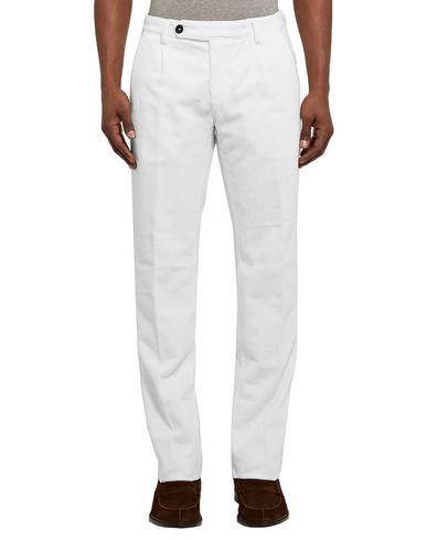 Фото 2 - Повседневные брюки от MASSIMO ALBA белого цвета
