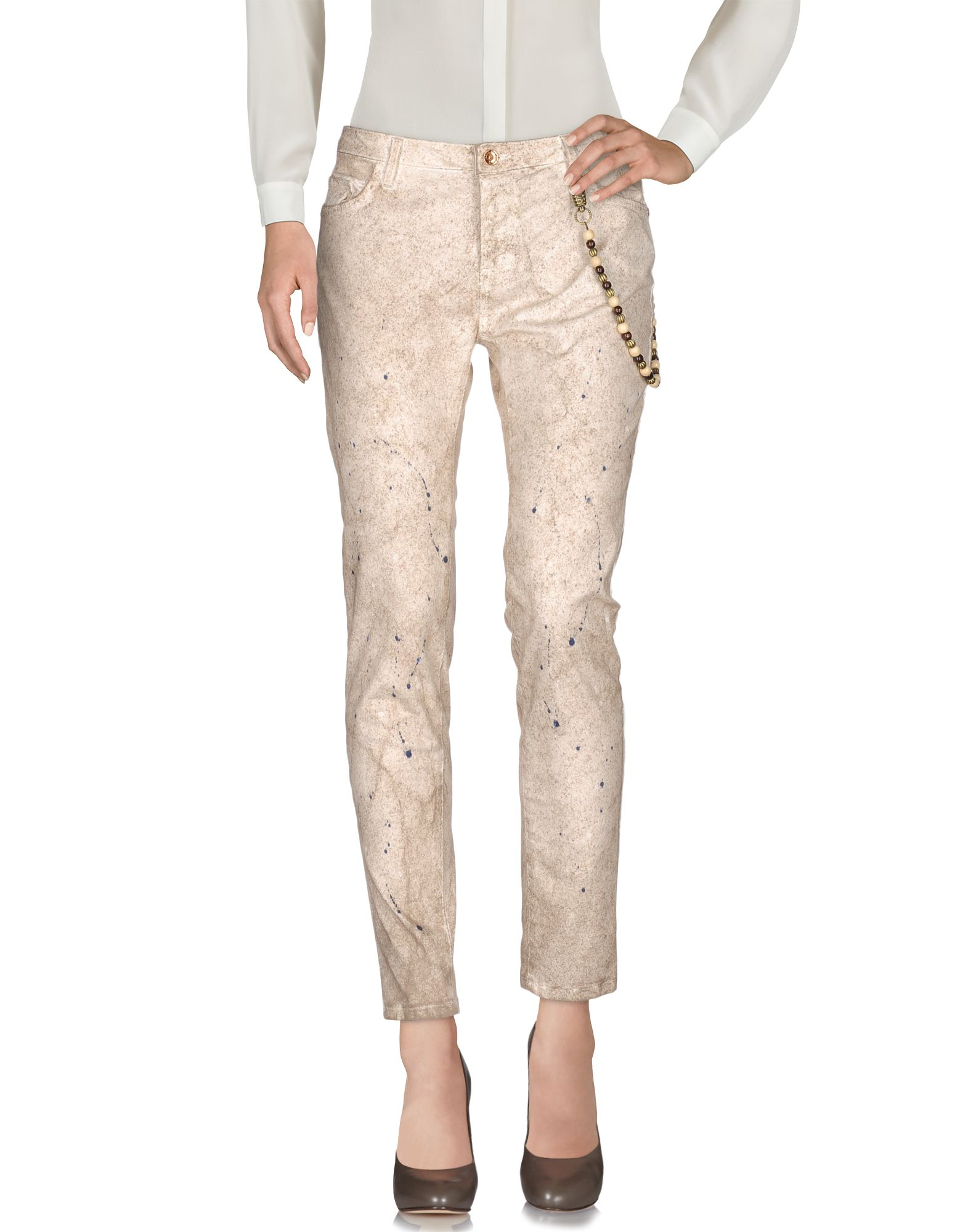 R* JEANS  by RINASCIMENTO Повседневные брюки r jeans by rinascimento брюки капри
