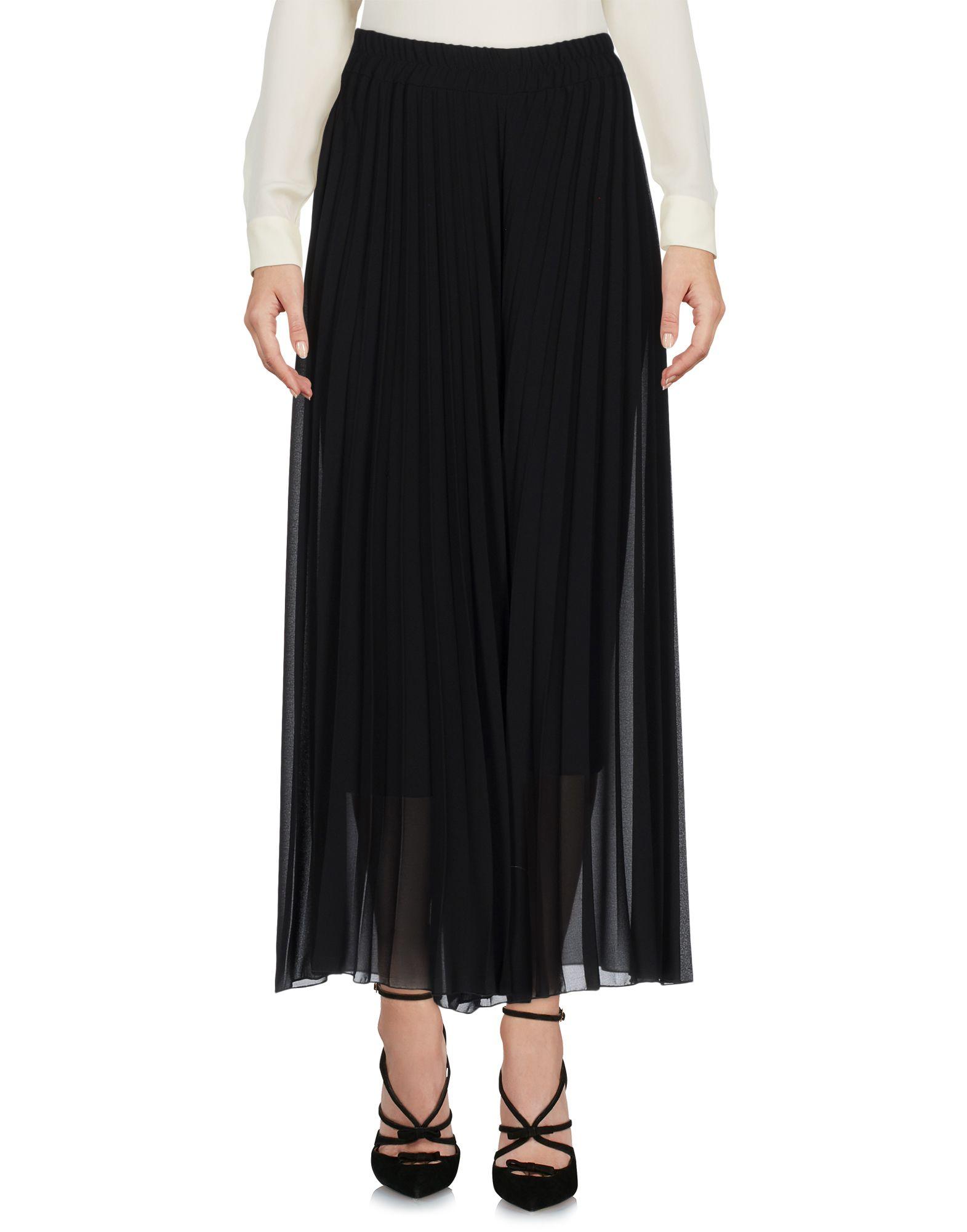 BERNA Юбка длиной 3/4 юбка брюки плиссе