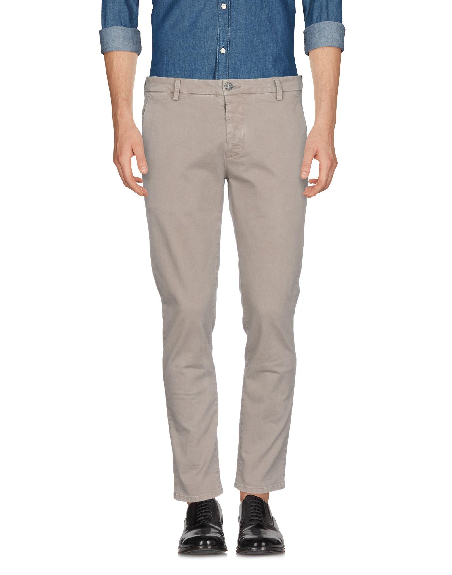 LOW BRAND Повседневные брюки