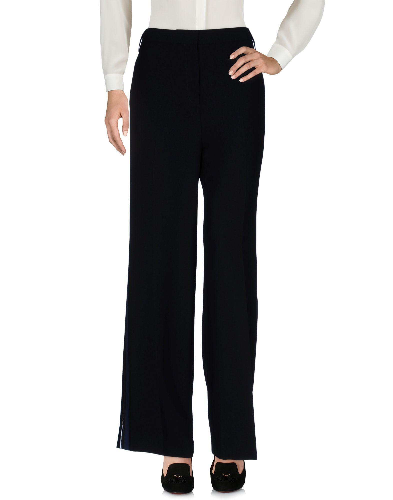 victoria beckham укороченные джинсы VICTORIA, VICTORIA BECKHAM Повседневные брюки
