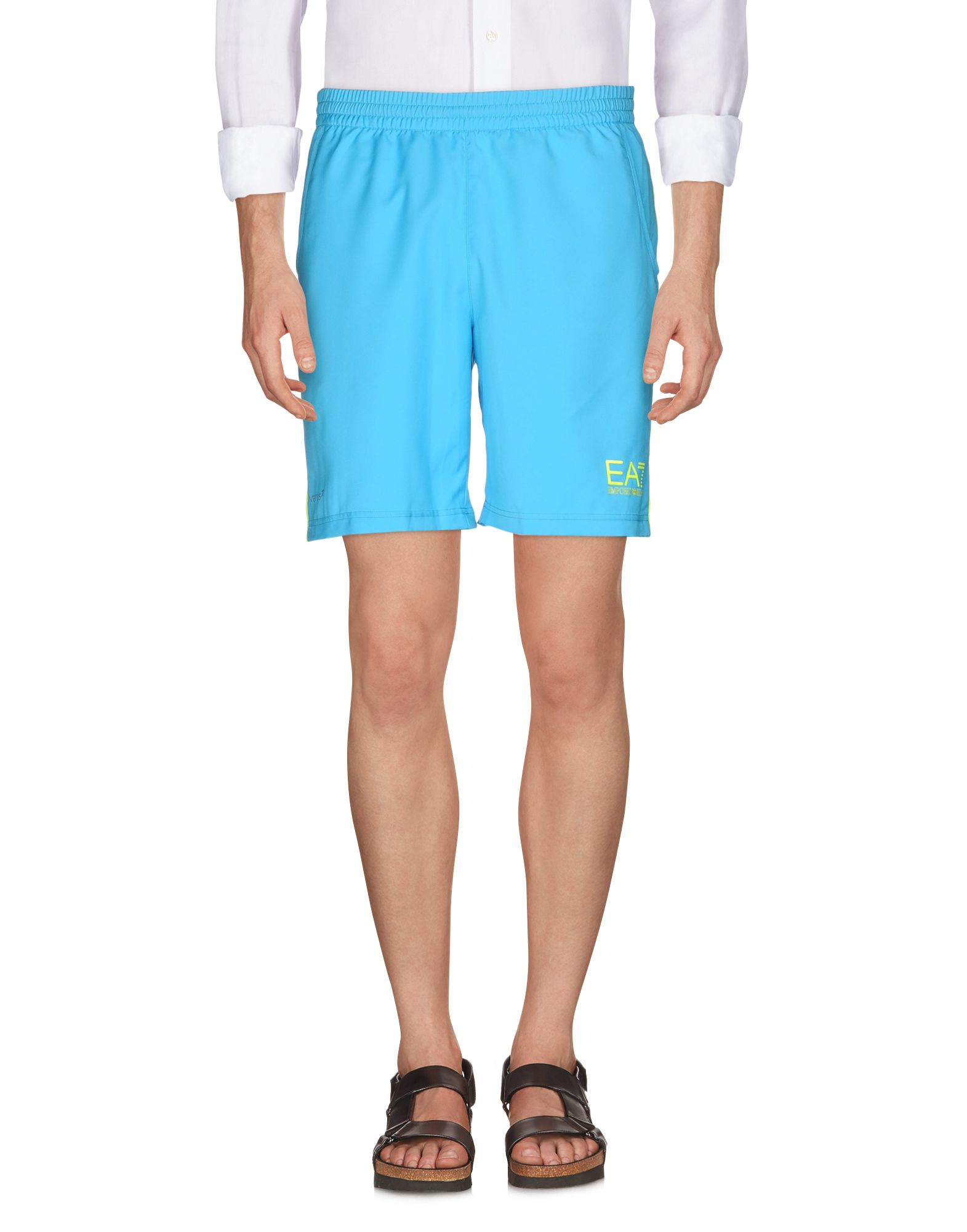 EA7 Shorts & Bermuda in Azure