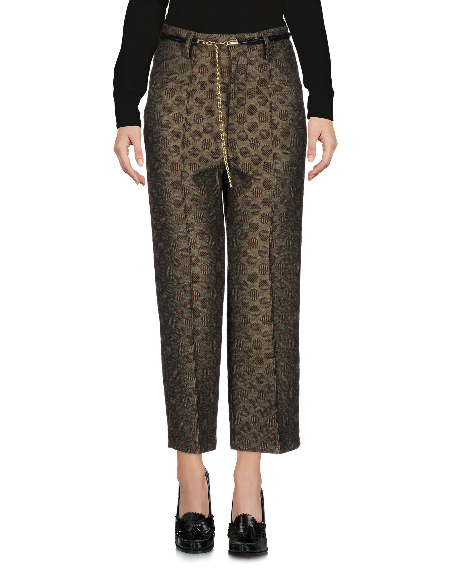 где купить ANGELA MELE MILANO Повседневные брюки по лучшей цене