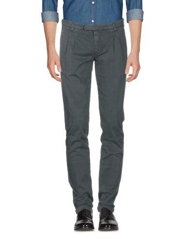 Фото 2 - Повседневные брюки от ELEVENTY свинцово-серого цвета