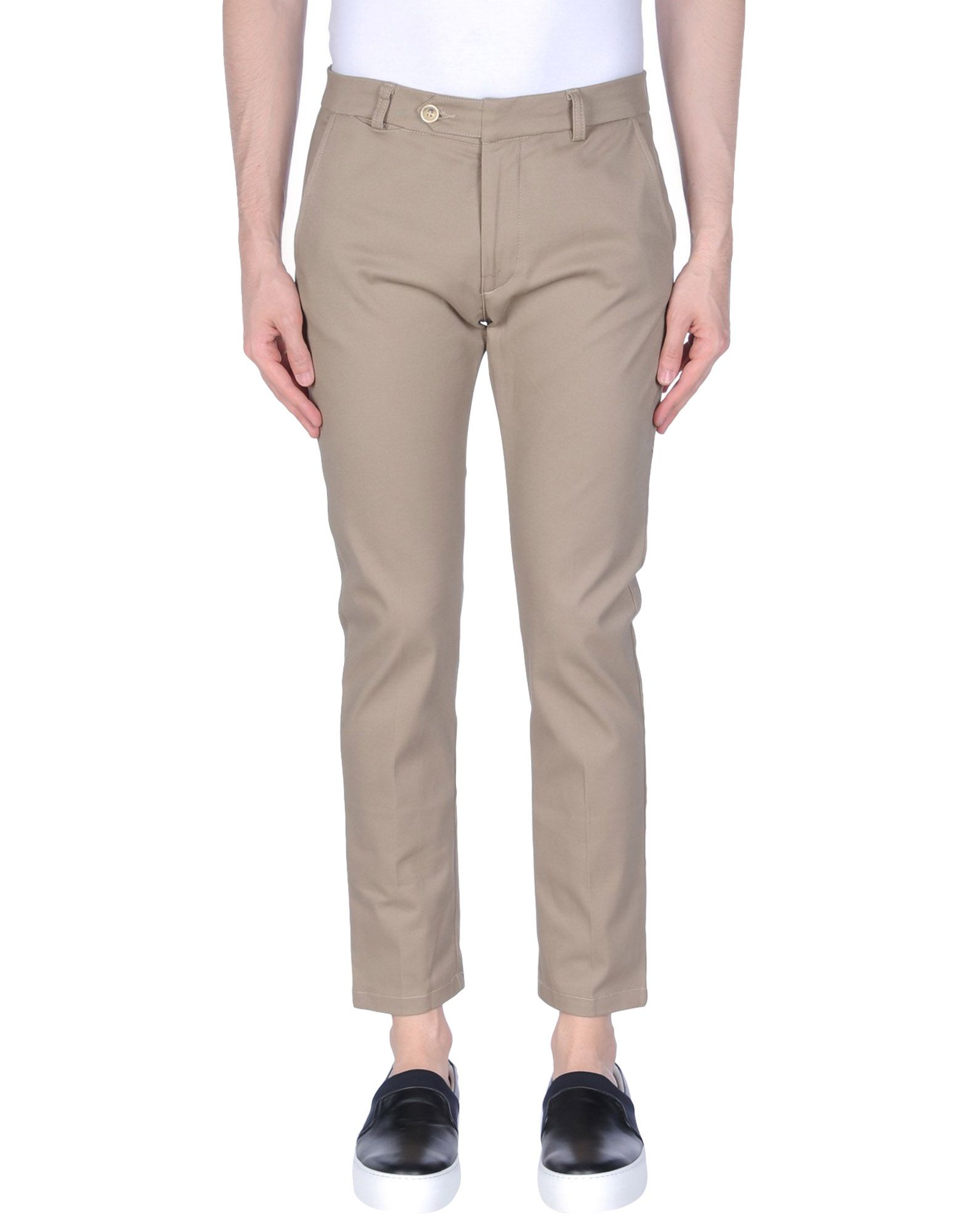 26.7 TWENTYSIXSEVEN Повседневные брюки moos джинсовые брюки