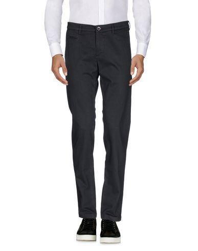 Фото - Повседневные брюки от RE-HASH свинцово-серого цвета