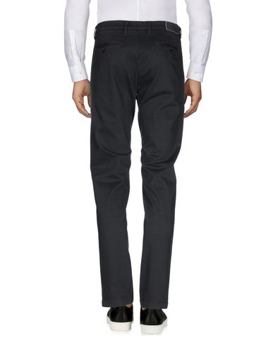Фото 2 - Повседневные брюки от RE-HASH свинцово-серого цвета