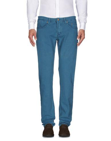Купить Повседневные брюки от SIVIGLIA DENIM цвет цвет морской волны