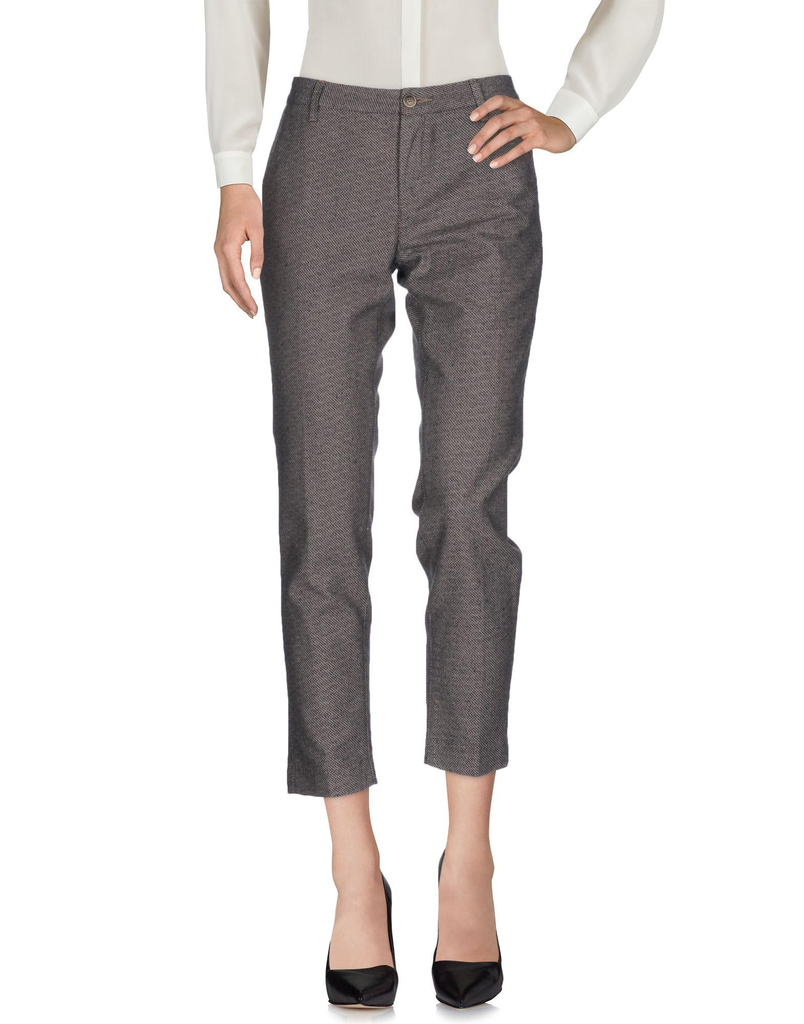 MANILA GRACE Повседневные брюки брюки котмаркот котмаркот ko011ebgtri1