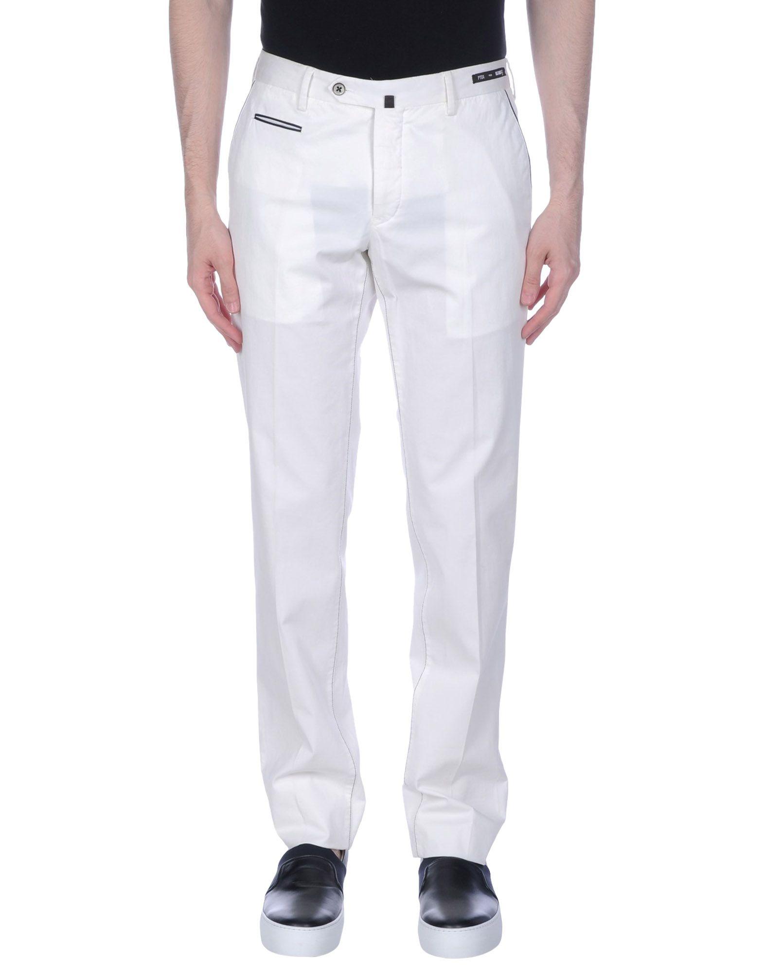 цена PT01 per BEAMS F Повседневные брюки онлайн в 2017 году