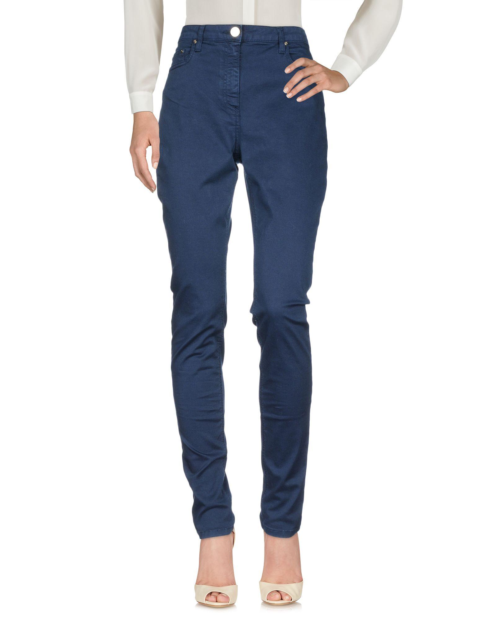 ФОТО elisabetta franchi jeans Повседневные брюки