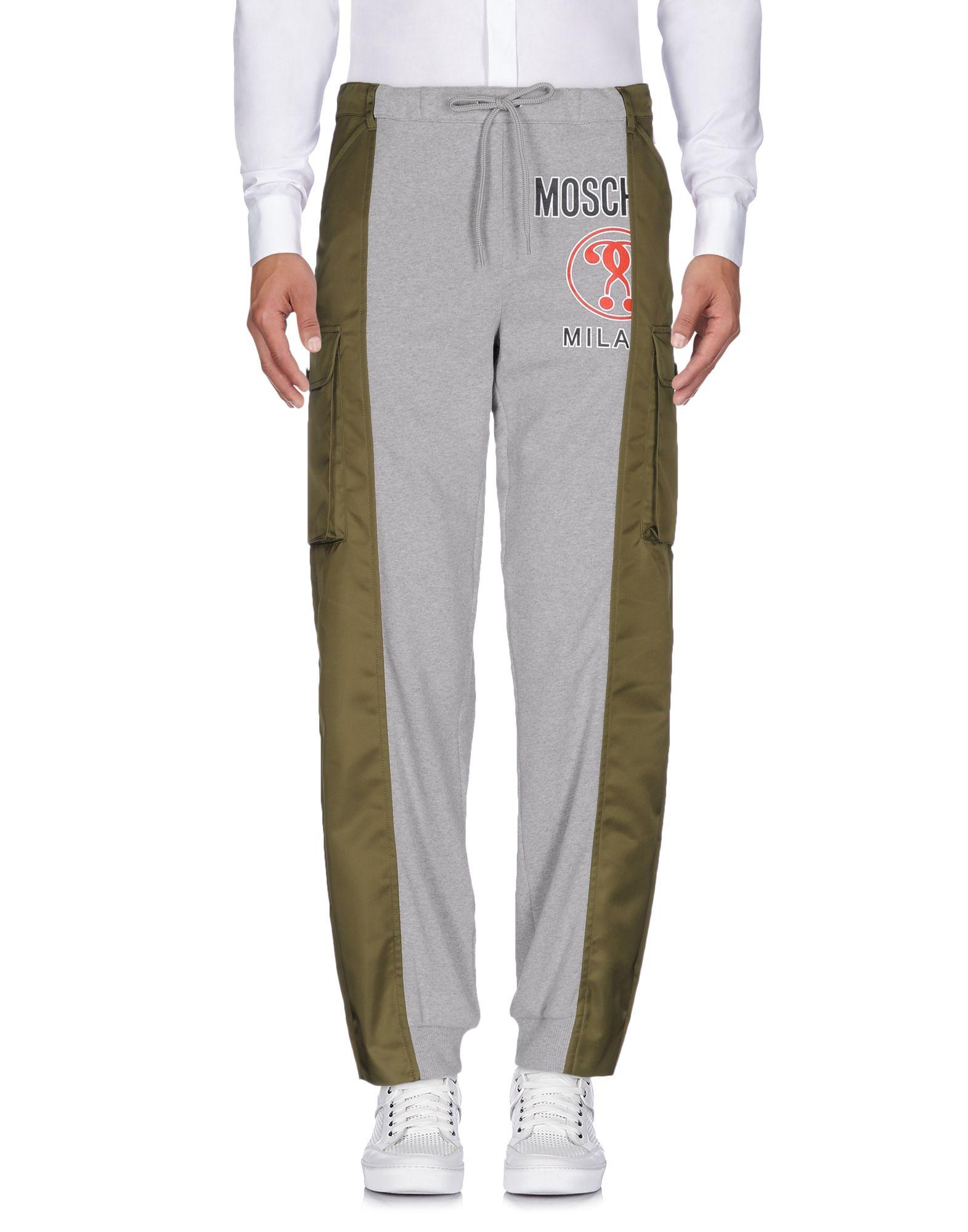 MOSCHINO Повседневные брюки moschino брюки капри