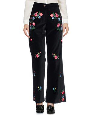 VIVETTA Damen Hose Farbe Schwarz Größe 3
